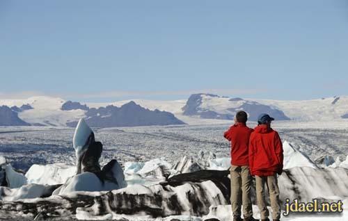 متعة السياحه في ايسلندا لعشاق الطبيعيه الخلابه