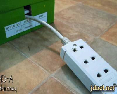 انهاء مشكلة تشابك الاسلاك والتوصيلات الكهربائيه باروع الحلول