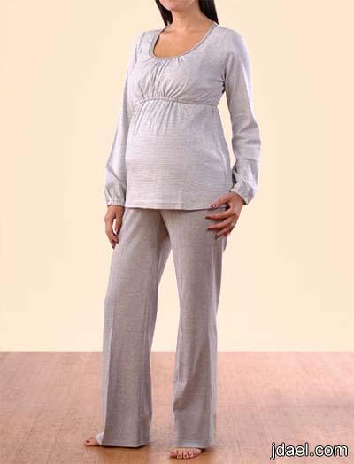 b952349da3996 بيجامات حمل - بجايم شيك للمراه الحامل - ملابس للبيت للحوامل - منتدى ...