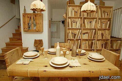 صور نحت بالخشب للديكورات والاكسسوار المنزلي والاحتياجات الشخصيه