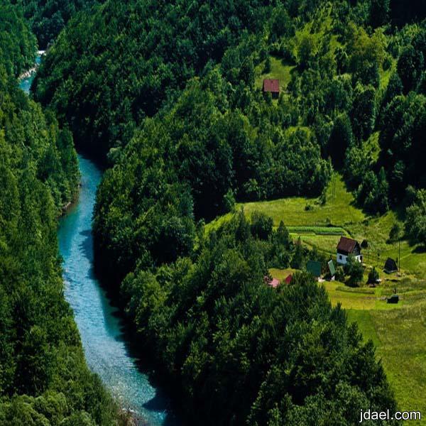 صور ومعلومات عن يوغوسلافيا سياحه في الجبل الاسود