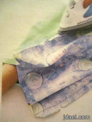 كيفية خياطة غطاء ستارة علوي اساسي