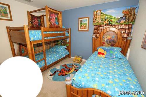 غرف اطفال رهيبه