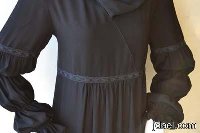 عبايات ولفات حجاب وموديلات ملابس محتشمه للسفر للمحجبات