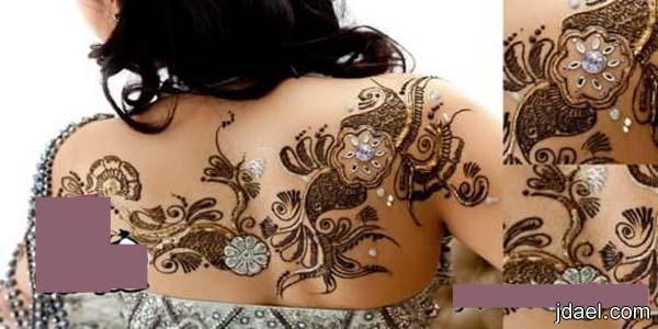 اروع رسمات الحنا للعروسة نقشات 2013 للحنه للعروس