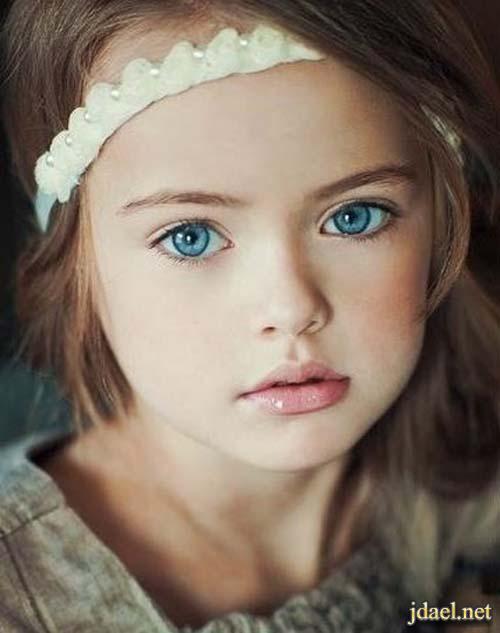 البوم للاطفال العيون الجريئة والجميلة صور اطفال بريئة