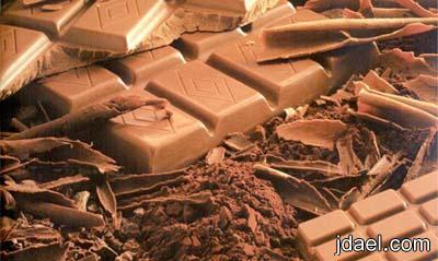 الشوكولاته تقلل خطر الاصابه بالجلطه الدماغيه وتحسن الاوعيه الدمويه
