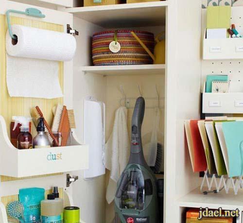 تخزين اغراض المنزل بابتكارات روعه وباقل التكاليف