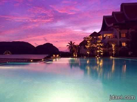 سحر السياحة ماليزيا