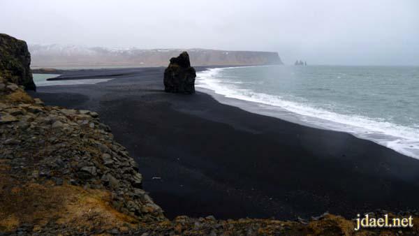 اروع الشواطئ العالم بالرمال السوداء شواطئ الرمل الاسود