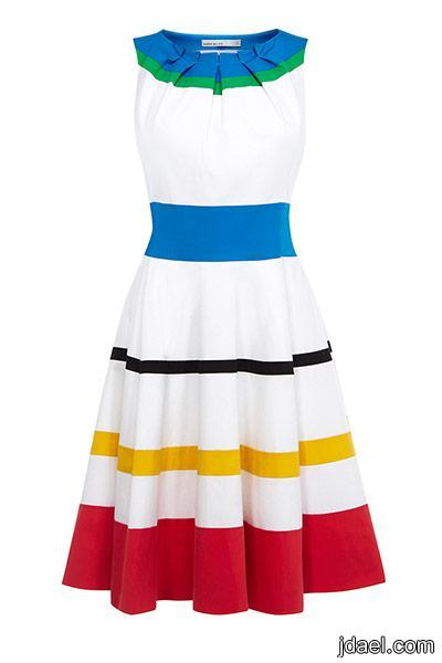 أزياء بنات ملابس بالوان الحيوية والنشاط