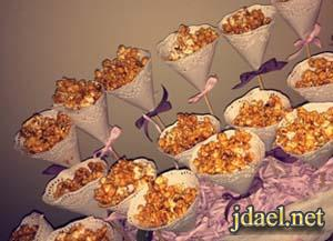 ترتيبات وتزيين حفلات تخرج بنوتات عمر الورد البيت