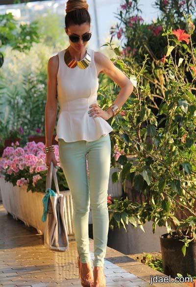 كولكش 2013 ملابس نسائيه بلايز وبنطلونات بموديلات راقيه