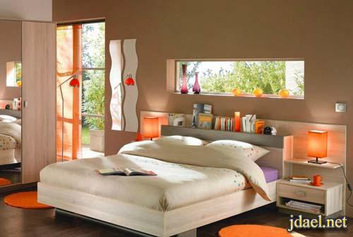 ديكور غرف نوم اجمل تصاميم غرف النوم العصريه