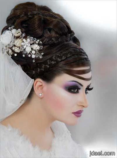 جديد المكياج للعروس ميك اب خليجي 2013 للعروسه