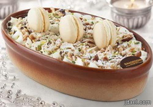 صور واسماء حلويات سعد الدين للقهوه والضيافه العيد