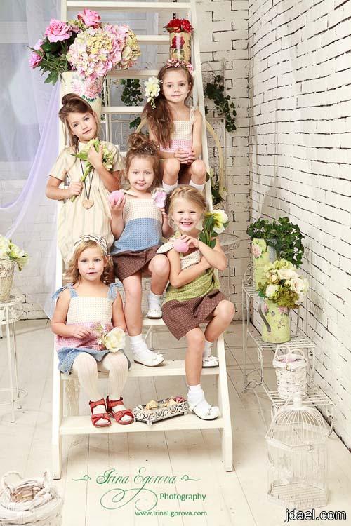 اناقة العيد ملابس البنوته موديلات اسبور للبنونات فساتين 2013 للعيد
