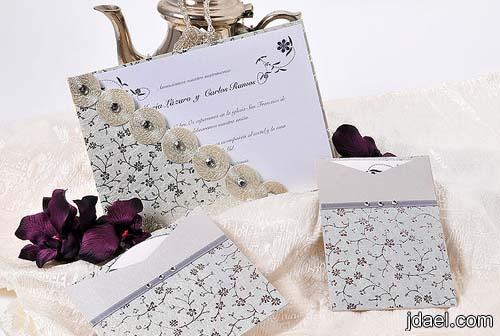 ارق بطاقات العروس 2013 كرت دعوة الزفاف صور كروت دعاوي