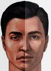 علاج طبيعي لمرض شلل الوجه النصفي مع التمارين بالصور