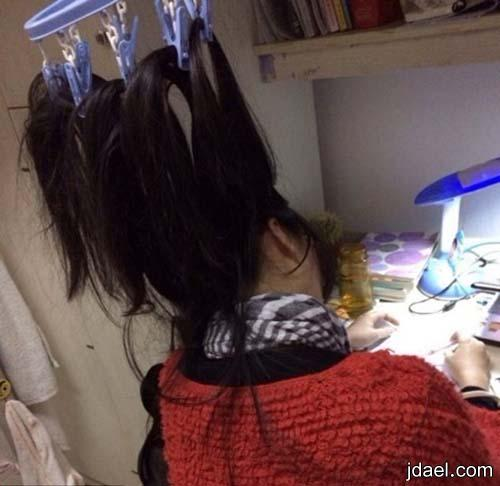 ابتكار صيني لطرد النوم والنعاس اثناء الدراسه بالصور