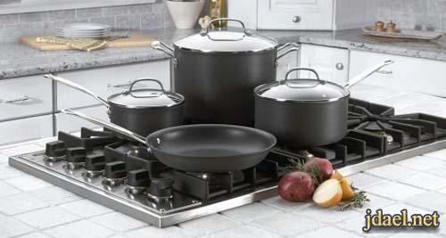 اواني للمطبخ واكسسوارات منزليه راقيه بالوان عصريه