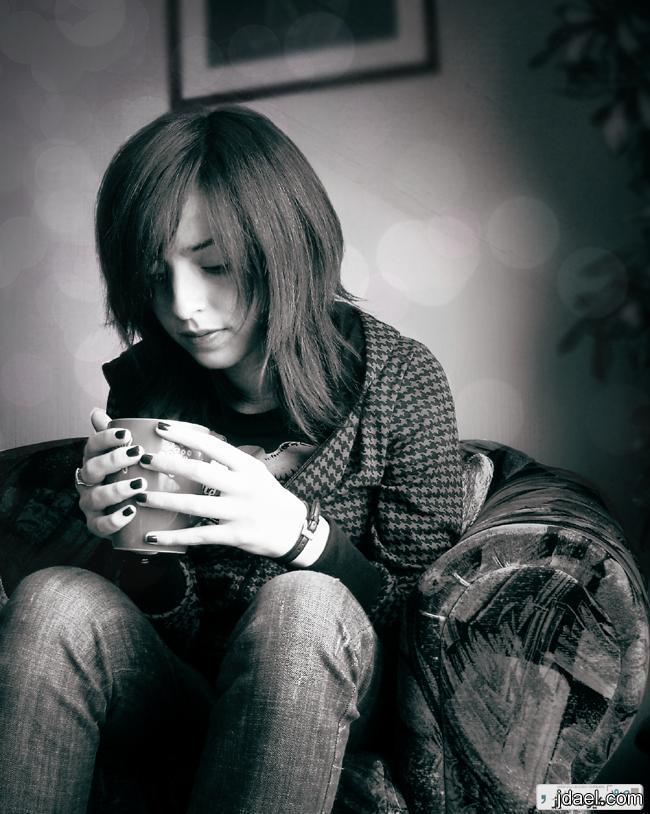 الم الذكريات على كوب قهوتي