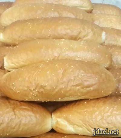طريقة عمل عجينة خبز الحمام وتحضيره بالجبن والزعتر بالفرن روعة