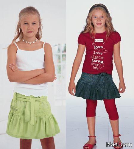 ملابس اسبور للبنات بروعة الموديلات ودلع البنوتات