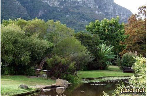سياحه في حديقة كريستينبوش الوطنيه في افريقيا