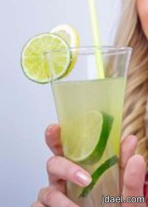 جدول تناول عصير الليمون وقشره لاخفاء البطن والارداف