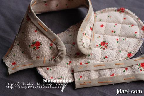 خياطة حذاء للبيبي منتهى السهولة