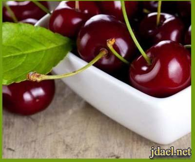 فوائد عصير الكرز علاج لمرضى ضعط الدم