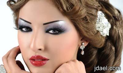 مكياج للعرائس وتقلعات في فنون المكياج للعروسه