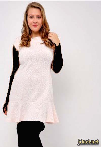 فساتين وبلايز للممتلئات للبنات المراهقة ملابس مقاس كبير