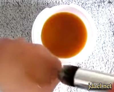 قناع العسل لشد البشرة واخفاء الخطوط الرفيعة والتصبغات ومحاربة التجاعيد
