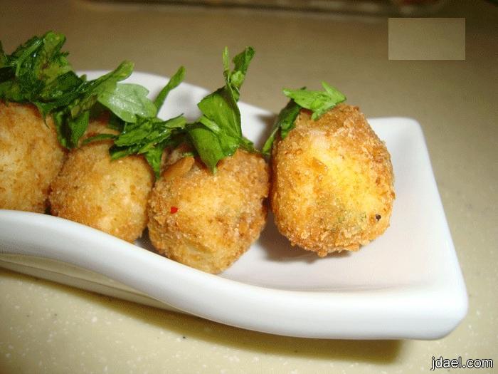 تحضير كفتة البطاطس بالدجاج وصفه رمضانيه سهله