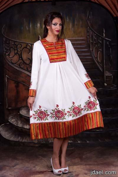 ملابس واسعة قصيرة بموديلات مختلفة والوان جميلة