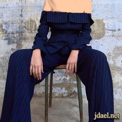 مصممة الازياء السعودية هديل حسين تعلن اول مجموعة لازياء الفراشة