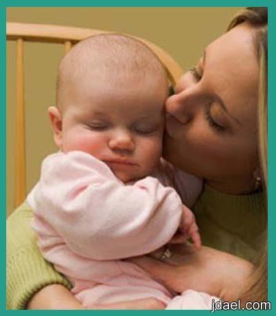 مشاعر الام وفيضان العطاء والحب والحنان والابناء تجهل عالم الامومه