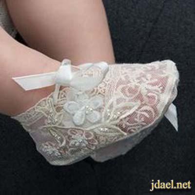 احذية اطفال بنات هاند ميد بروعة الموديلات الحديثه