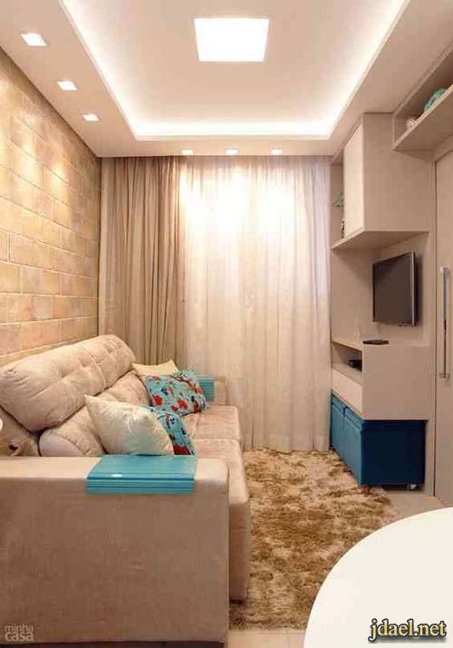 ديكور غرف وزوايا غرف المعيشة بتصاميم راقية