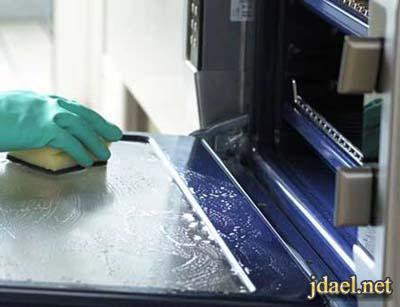 تنظيف الفرن بالوصفة السحرية وطبيعية بدون مواد كيمائية باقل التكاليف