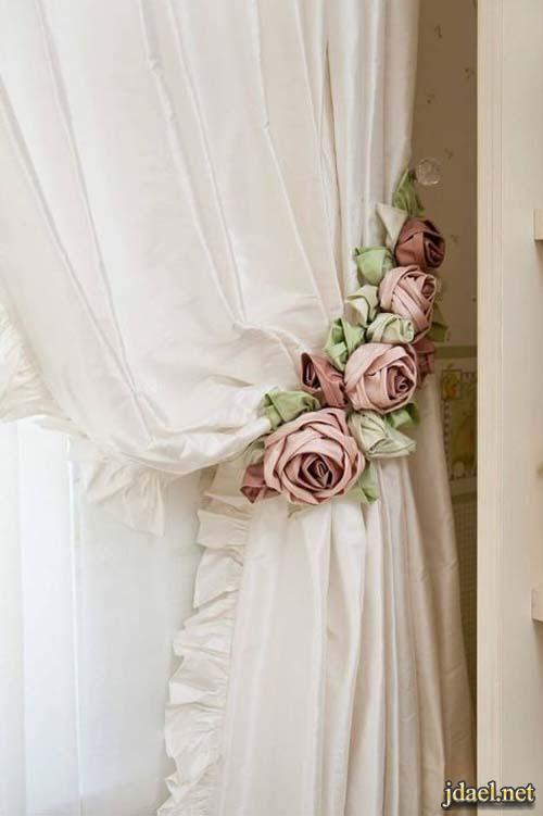 اعمال فنية من ابداع الورد البارز الصناعي وورد بالطباعة بالصور