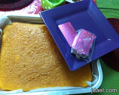 ابتكارات كيك بيتي كروكر بطعم الفانيلا والبرتقال وشوكولاتة نوتيلا