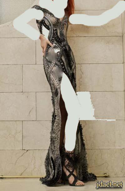 فساتين فيرساتشي هوت كوتور 2017 ازياء وتصاميم فيرساتشي