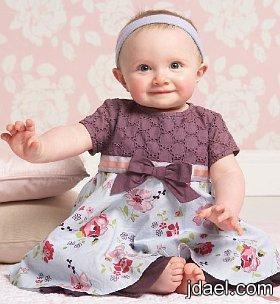 ملابس للبيبي ازياء بنوته صور فساتين بيبيهات بنات