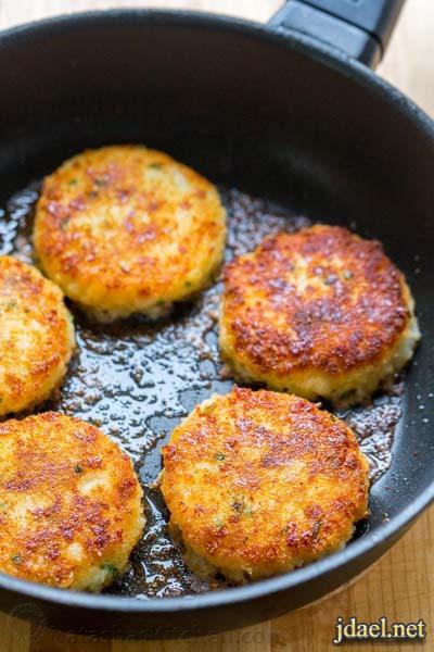 انستقرام الطبخ واحلى وصفة لرمضان كفتة البطاطس بالجبن
