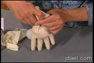 كيف تصنعين لطفلك دمية