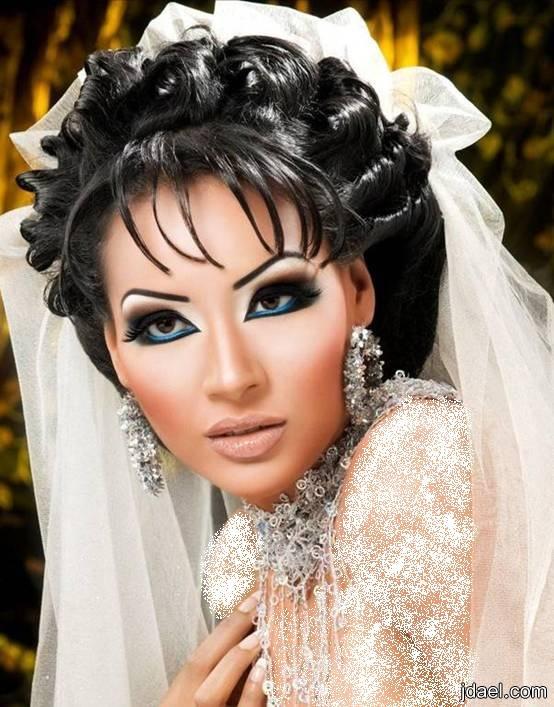 اروع وارقى الضفاير والتكسير لتسريحة العروسه تسريحات عرائس نايس