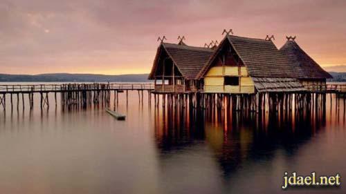 صور مناظر طبيعية خلابة بين الشروق والغروب واجمل صور البحر